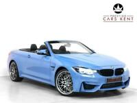 2020 BMW M4 M4 2dr DCT [Competition Pack] Auto Convertible Petrol Automatic