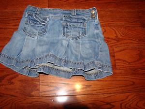 Girls size 4-5 skirts $3 each