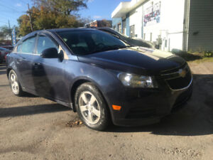 WEEKEND SP: 2014 Chev Cruze 2LT Loaded-NEW MVI! Financing avl!