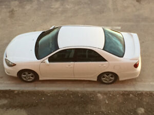 TOYOTA CAMRY 2005 SE FOR SALE.