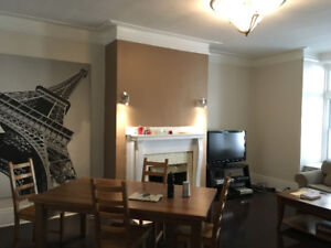Lease transfer - Room next to Concordia & McGill!!