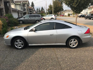 2007 Honda Accord Coupe (2 door)