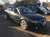 2003 Audi A4 Cabriolet 1.8T Sport 12 Months Mot Full Heated Leather Interior