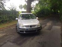 VW Golf mk5 for sale Bargain price