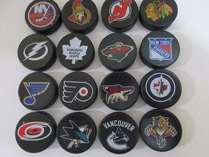 Rondelles logo LNH/NHL dévissent bouteilles Coors Light