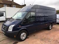 62 Reg Ford Transit 2.2TDCi 125PS EU5 RWD 350L 350 LWB