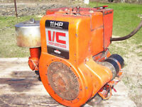 1990's Briggs & Stratton 11hp Horizontal shaft I/C engine