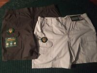 Size 40 Men's Hiking Shorts Brand New