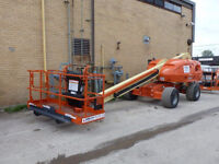 Articulated & Telescopic Booms For Sale, Various Makes & Models