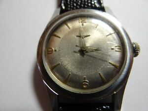 Vintage Longines SS 50s Manual Wind watch (sell /trade