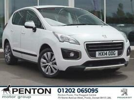 image for 2014 Peugeot 3008 1.6 e-HDi FAP Active EGC 5dr SUV Diesel Automatic