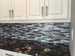 Tile work, tile setter, custom tile work, tile installer Windsor Region Ontario image 2
