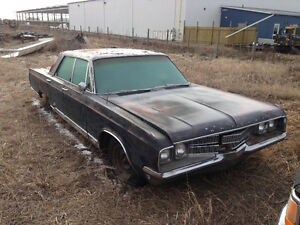 1970s Chryslers for parts