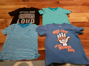 Boys Clothes - 4T (see both pics)