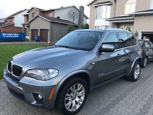 2013 BMW 5-series X5, navigation, M package, Executif package.