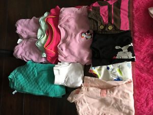6 - 12 months girls clothing