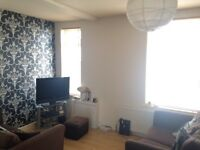 Spacious 2 bed flat near town centre