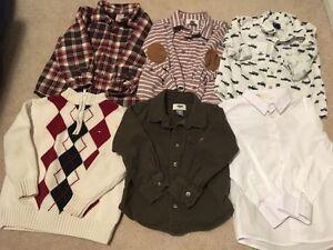 Boys 3T shirts