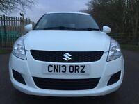 Suzuki swift sz4 1 former owner full service history £30 tax year