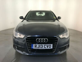 2013 AUDI A6 SE TDI DIESEL ESTATE 1 OWNER AUDI SERVICE HISTORY FINANCE PX
