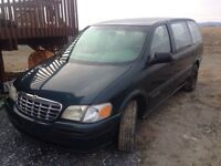 1997 Chevrolet Venture LS.           125 000km.995$$