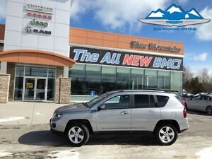 2016 Jeep Compass North   ACCIDENT FREE, DEALER DEMO, BLUETOOTH