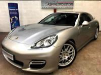 2010/10 Porsche Panamera 4.8 PDK Turbo *VERY LOW MILES*