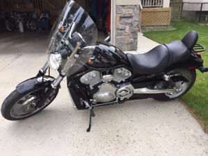 Harley Davidson V-Rod with extras (SALE PRICED)