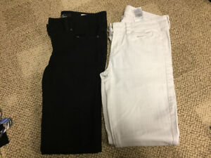 Jeans, Trackpants and Long workout pants