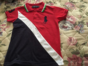 Polo Ralph Lauren T-Shirts kids size XXL