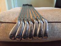 Ram FX Black golf clubs