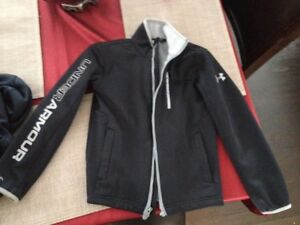 Under Armour Jacket Youth Small