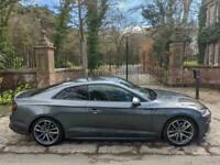 18 PLATE AUDI S5 TFSI V6 QUATTRO COUPE 44,294 MILES HEATED RED LEATHER LED'S NAV