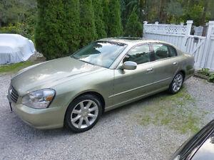 2002 Infiniti Q45 Premium Sedan
