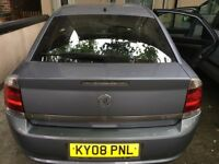 Vauxhall vectra 1.9 CDti diesel