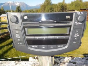 Toyota RAV 4 cd/radio player