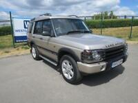 2003 53 LAND ROVER DISCOVERY 2.5 TD5 XS 5D AUTO 136 BHP DIESEL