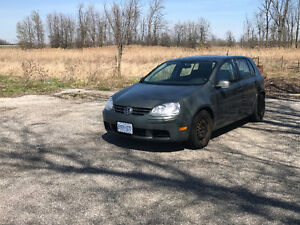 2008 Volkswagen Golf TRADE or SALE