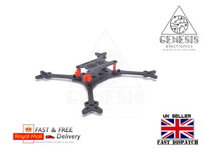 FLOSS  215mm Light weight Carbon fibre Frame For FPV Racing Drone Quad-copter