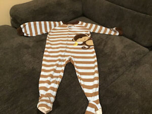 Baby Rompers size 9, 12 and 18 new condition
