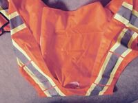 Safety vests class 2 new