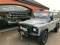2012 '62' Land Rover Defender 110 Hard Top 4 x 4 Utility Vehicle