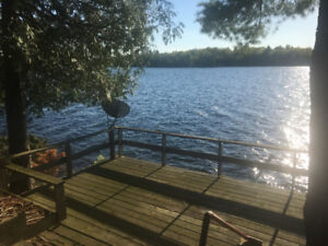 Cottage for rent on Otty Lake