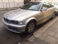 Bmw 320ci Automatic spares or repairs head gasket gone