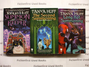 """The Keeper Chronicles"" by: Tanya Huff"
