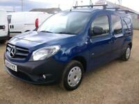 2013 13 MERCEDES-BENZ CITAN 1.5 109 CDI BLUEEFFICIENCY DUALINER 1D 90 BHP DIESEL