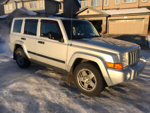 2006 JEEP COMMANDER 4X4 (clean Carfax & mechanical inspection)