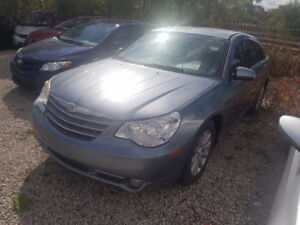 2009 Chrysler Sebring - 125kms! As traded! NEW TIRES! WE PAY HST