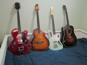 Take Your Pick!  Great Guitars, Beatle Stuff etc..