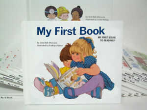 My First Steps To Reading - Complete 25 Volume Hardcover Set